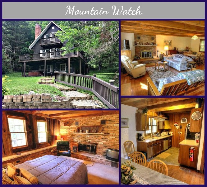 Mountain Watch - A Skier's Dream Chalet with Incredible Views, Ferienwohnung in Little Valley