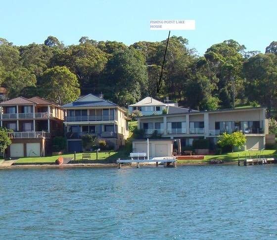 Fishing Point Lake House, alquiler de vacaciones en Lake Macquarie