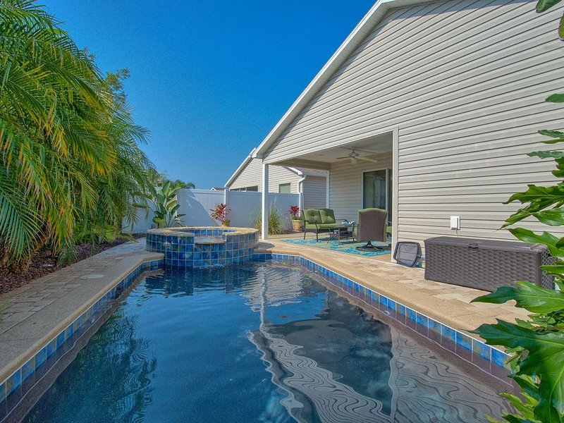 Private Pool, spa  w/Cart Presented By Re/MAX Premier Property Management, location de vacances à Wildwood