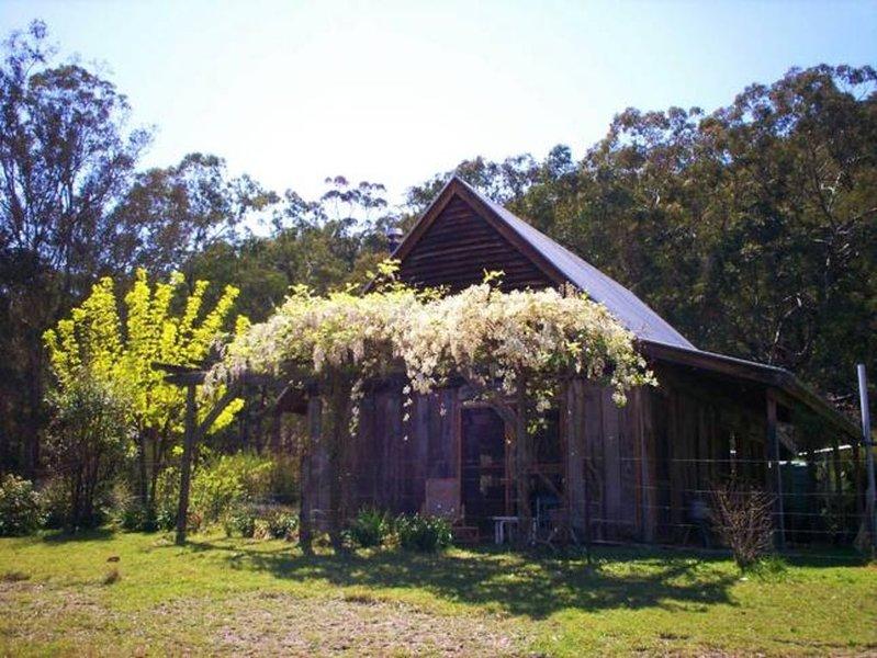 The Barn Wolgan Valley cabin, location de vacances à Rydal