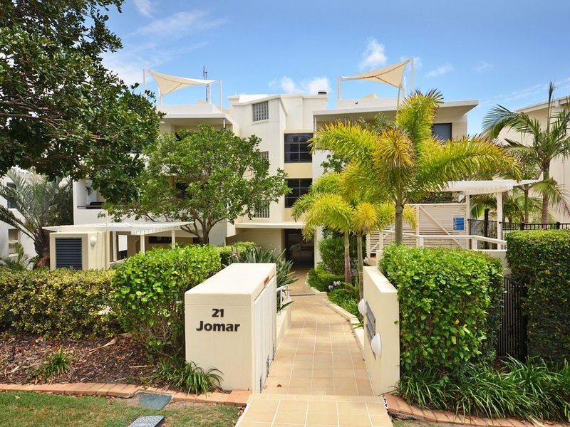 Jomar U1, 21 McIlwraith Street, Moffat Beach, vacation rental in Caloundra