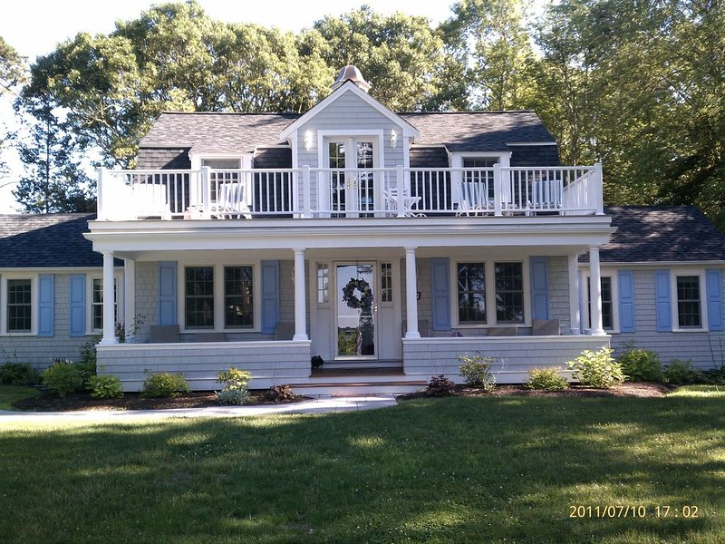Exclusive Little Neck Island Cape Cod House, holiday rental in Osterville