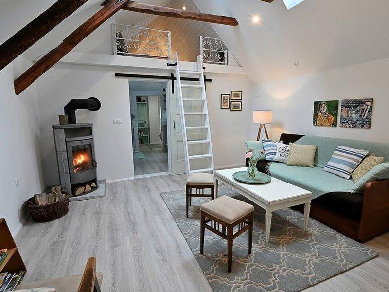 Apartment Micnek 1 -Bled, location de vacances à Jesenice