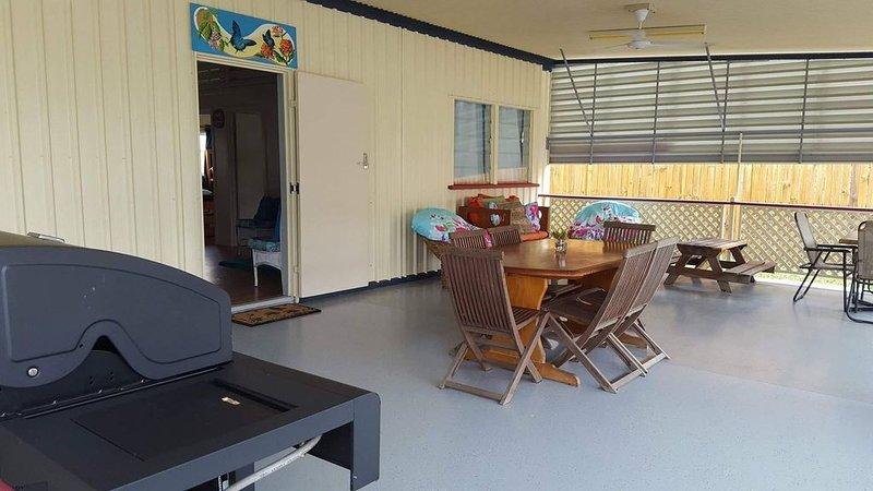 The Hopeful Hut- Kurrimine Beach Holiday House, alquiler vacacional en Bedarra Island