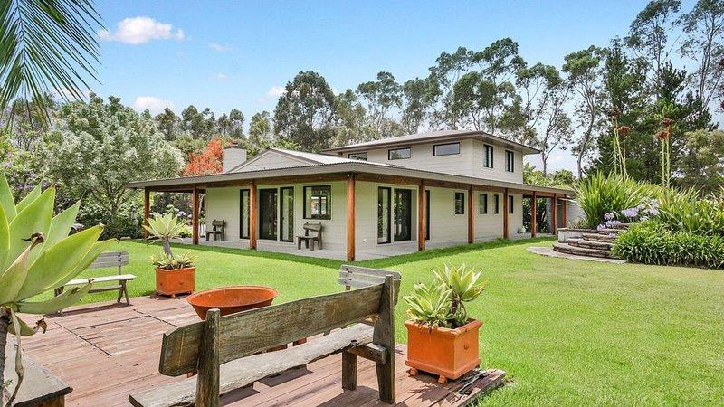 Banksia Garden Retreat, alquiler vacacional en Bellawongarah