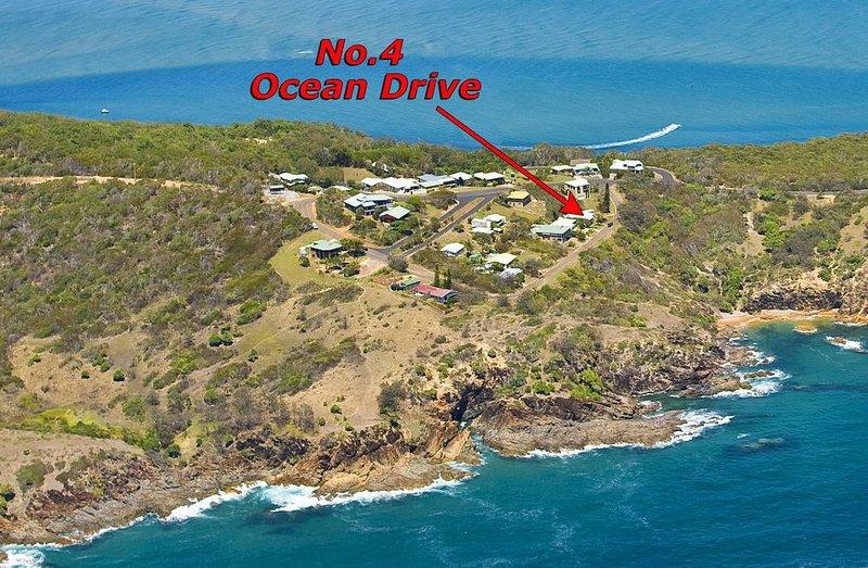 SEABREEZE 1770 Ocean Dr, holiday rental in Seventeen Seventy