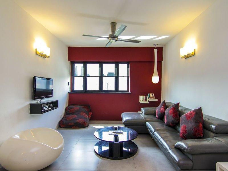 Contemporary KL City 3 Bedroom Apartment