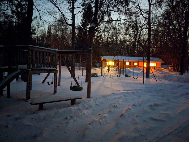 Cabin Facades