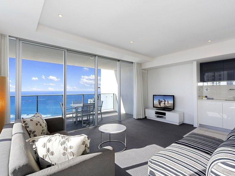 Apartment 12501 is a well-appointed 2 bedroom-2 bathroom luxury holiday apartmen, aluguéis de temporada em Surfers Paradise
