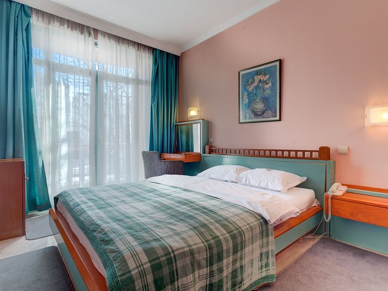 Hotel Double Room in Podgorica City Center, vacation rental in Podgorica Municipality