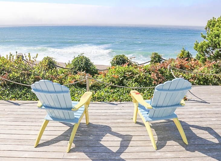Luxurious Three-Suite Oceanfront Home with Hot Tub + Panoramic Ocean Views, vacation rental in Gleneden Beach