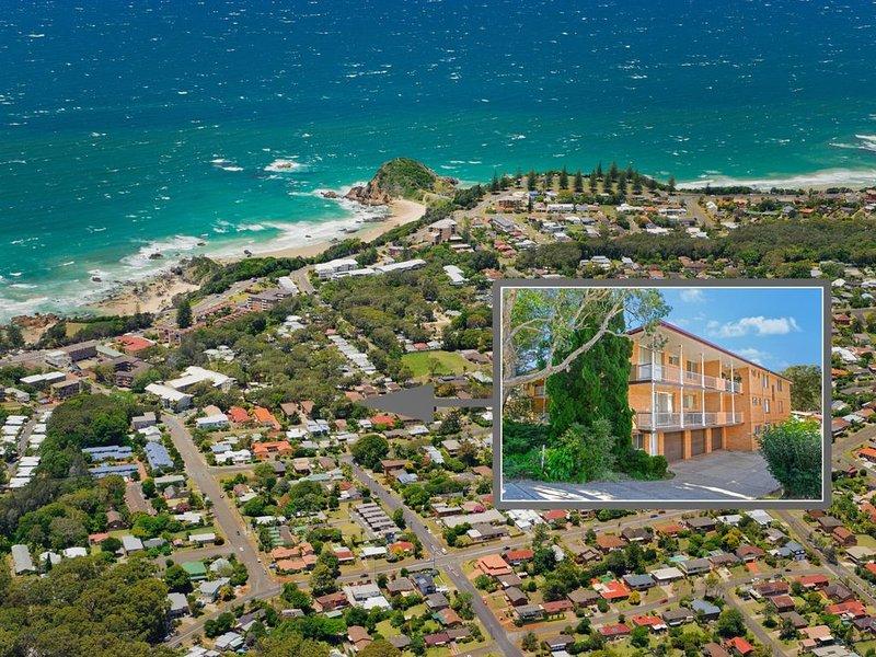6 of 12 to 14 Crisallen Street, Port Macquarie, vacation rental in North Haven