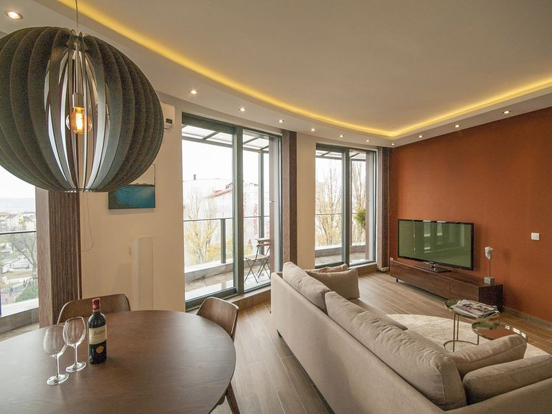 Exclusive Penthouse in central Belgrade (Vračar), location de vacances à Vracar