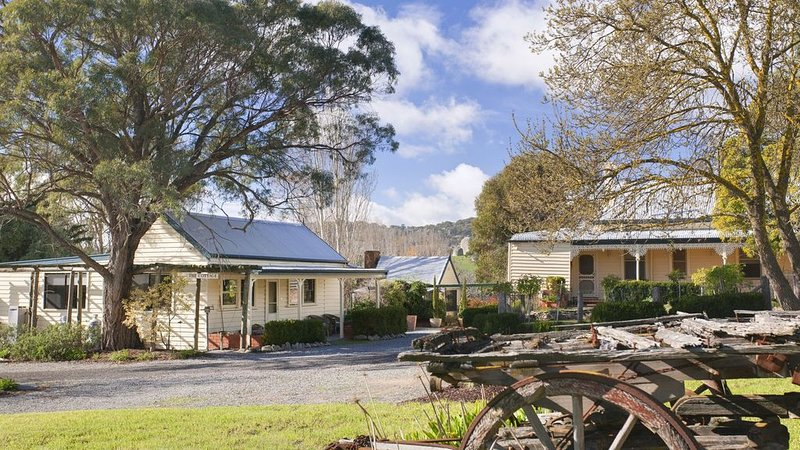 Mimosa Glen Country Cottage, holiday rental in Tallarook