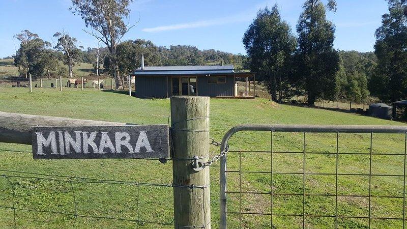 Minkara Homestay - bush retreat, vacation rental in Marysville