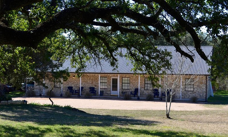 Come relax at The Stonehaus, vacation rental in Harker Heights