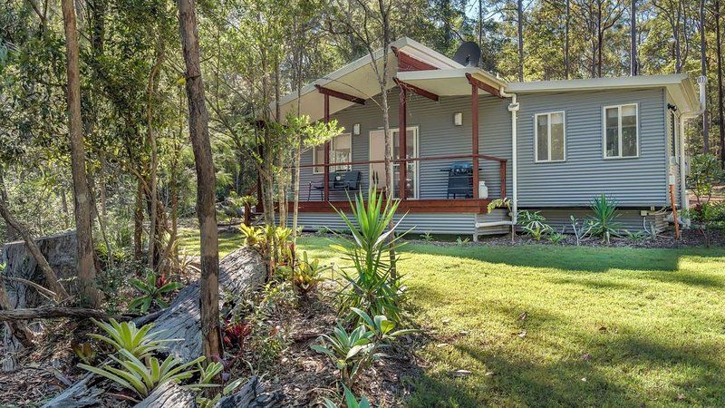 Oakey Creek  Private Retreat -  Secluded Romantic Getaway  Just For Couples, casa vacanza a Mapleton