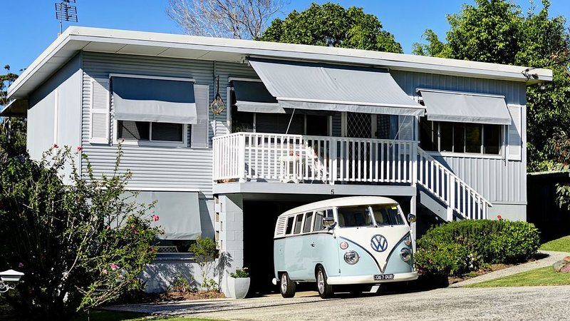 The Moonee Beach House, holiday rental in Mullaway