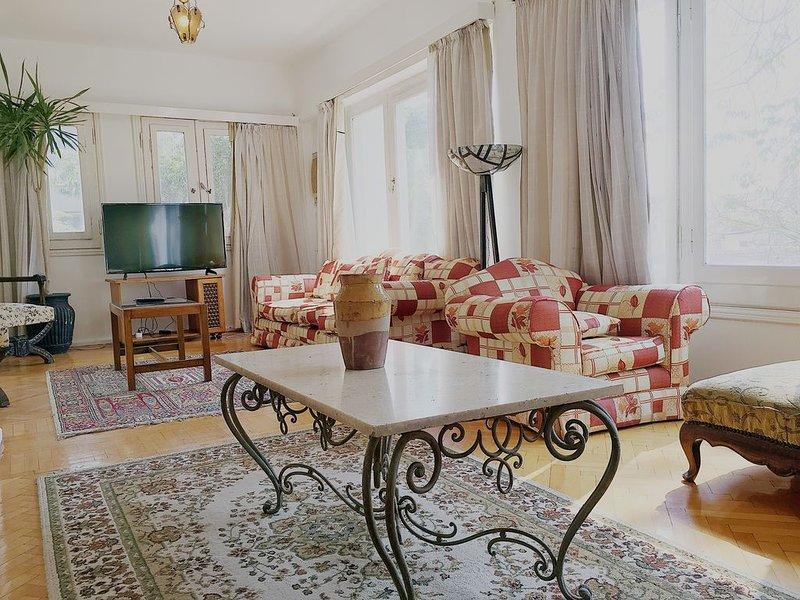 cairo maadi sarayat luxury duplex, location de vacances à Le Caire