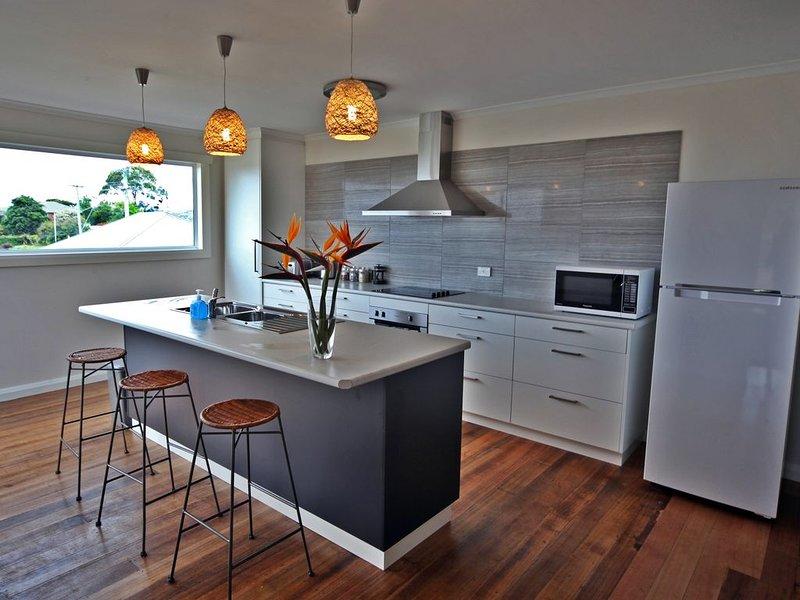Seaview House Ulverstone, location de vacances à Forth