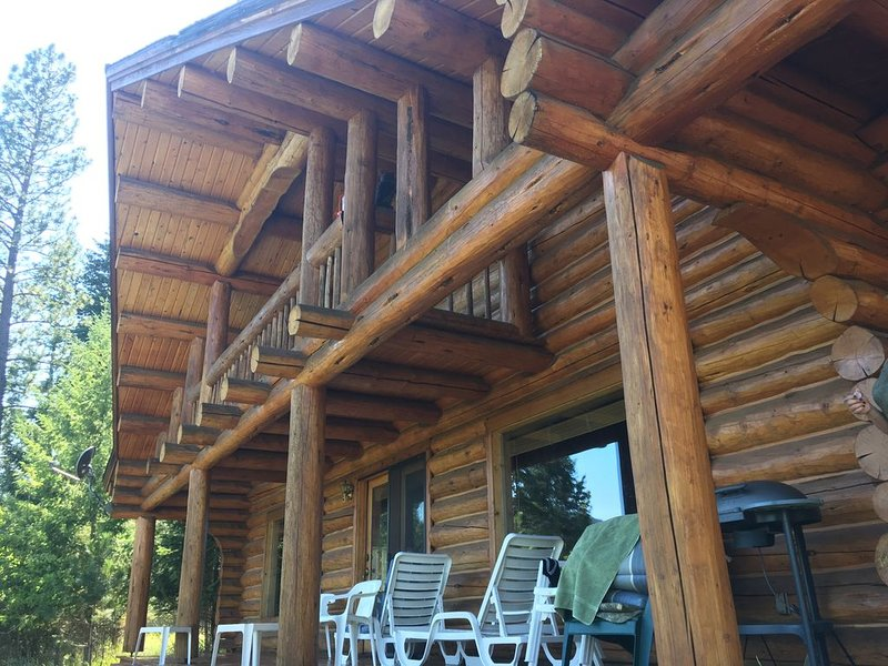 **RIVERFRONT RETREAT**, vacation rental in Libby