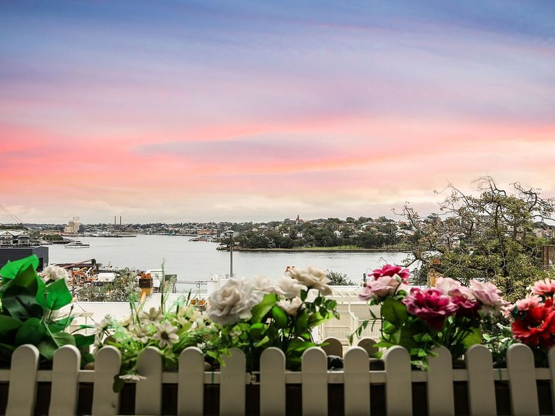 3 bedrooms waterview terrace at historic rock(harbour bridge), alquiler vacacional en Camden