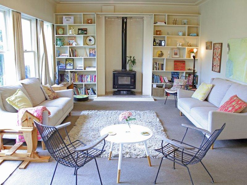 Home * Atkins: 20 mins to Kaiteri & Abel Tasman NP, vacation rental in Tasman