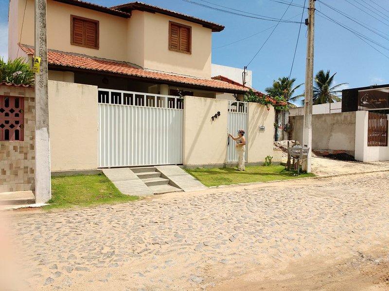 Casa Guajiru maravilhosa, vacation rental in Flecheiras