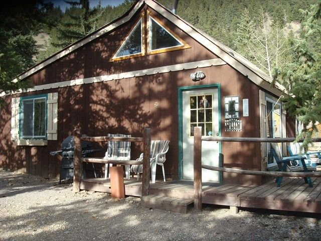 Lake Cabin #9 - Great Deck to Enjoy the Evenings, holiday rental in Lake City