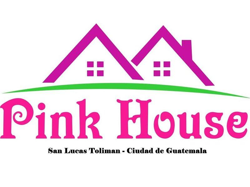 Pink House on the Lake, Ferienwohnung in Santiago Atitlan