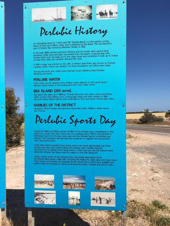 The history of Perlubie