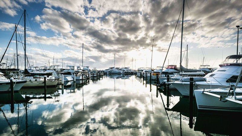 Waterfront spectacular, vacation rental in Fremantle