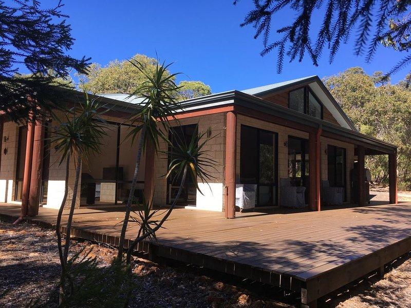 Beachwood House, Injidup, casa vacanza a Metricup