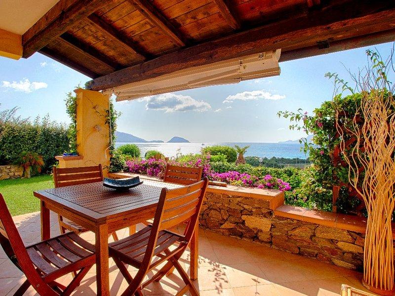 Villetta - Villaggio Terrata - Golfo Aranci, aluguéis de temporada em Marinella