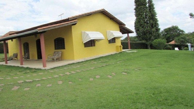 Casa Cocais- Condominio Fechado (8 a 10 pessoas), location de vacances à Ibiuna