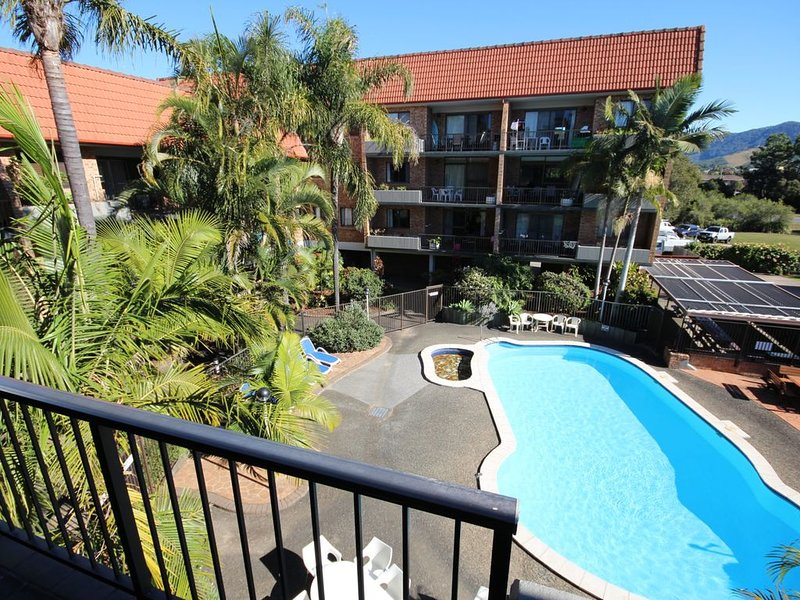 Hawaiian Gardens - Unit 3, location de vacances à Korora