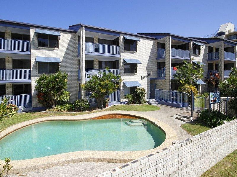 Levuka Unit 4, 14 Moreton Pde. Kings Beach, vacation rental in Kings Beach