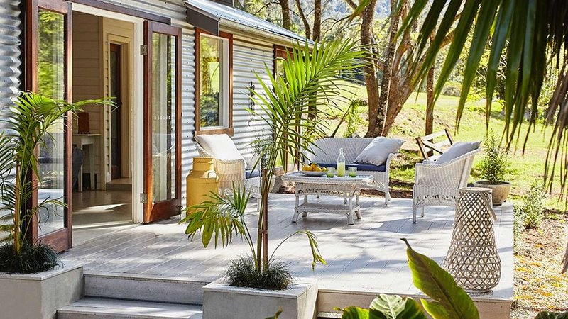 The Dairy at Moo River Farm - mountain,river,farm, holiday rental in Bellingen
