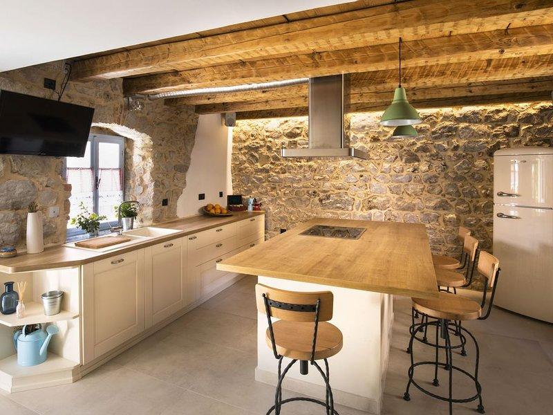 Design apartment Moscenice, alquiler de vacaciones en Moscenicka Draga