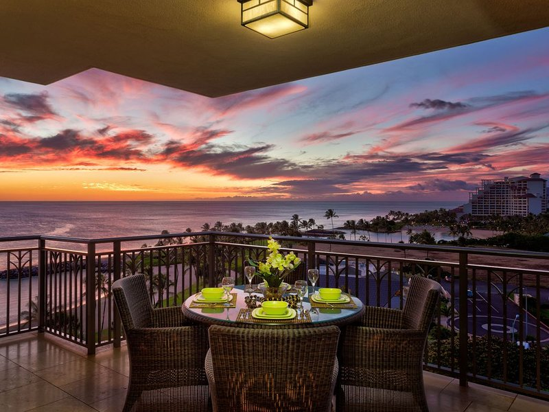 Love Hawaii in Pampered Style in this Comfortable Ko Olina Beach Villa, location de vacances à Kapolei