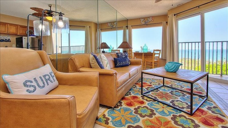 Beachfront Bliss without Breaking the Bank!, vacation rental in Belleair Beach