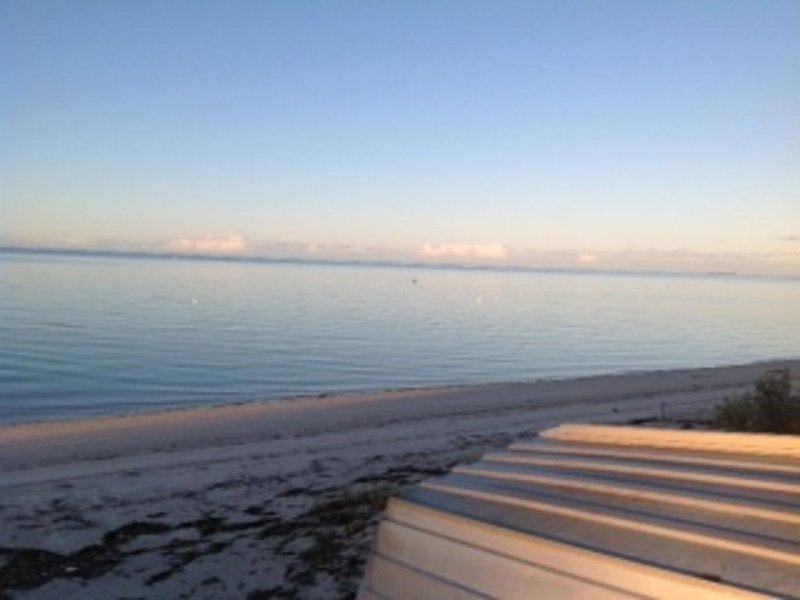 Bliss - Beachfront Sultana Point -, location de vacances à Edithburgh