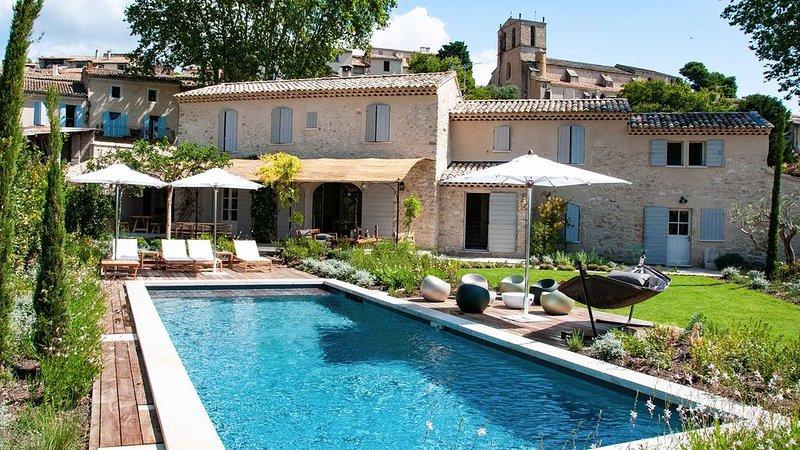 Mas d'Estieu - Cucuron - Luberon - France | fully renovated