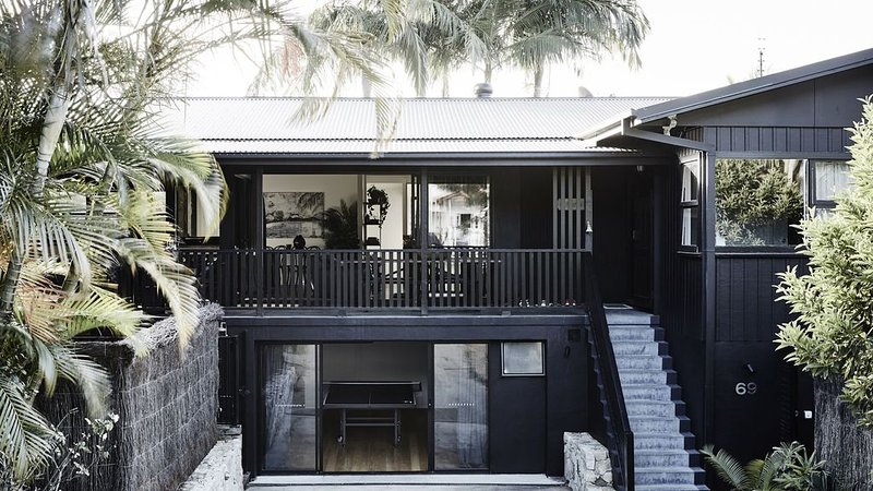 BYRON BAY BLACK - The Kingsley, holiday rental in Byron Bay