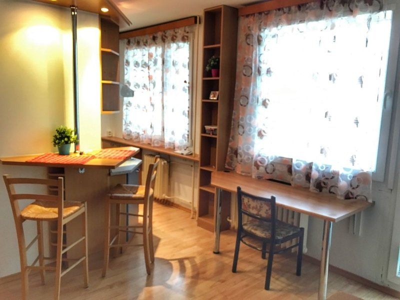 Apartment Pankrac  near metro, 7min to the center, holiday rental in Velke Popovice