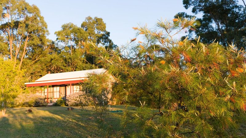 Sutherland cottage - vineyard getaway, holiday rental in Mount View