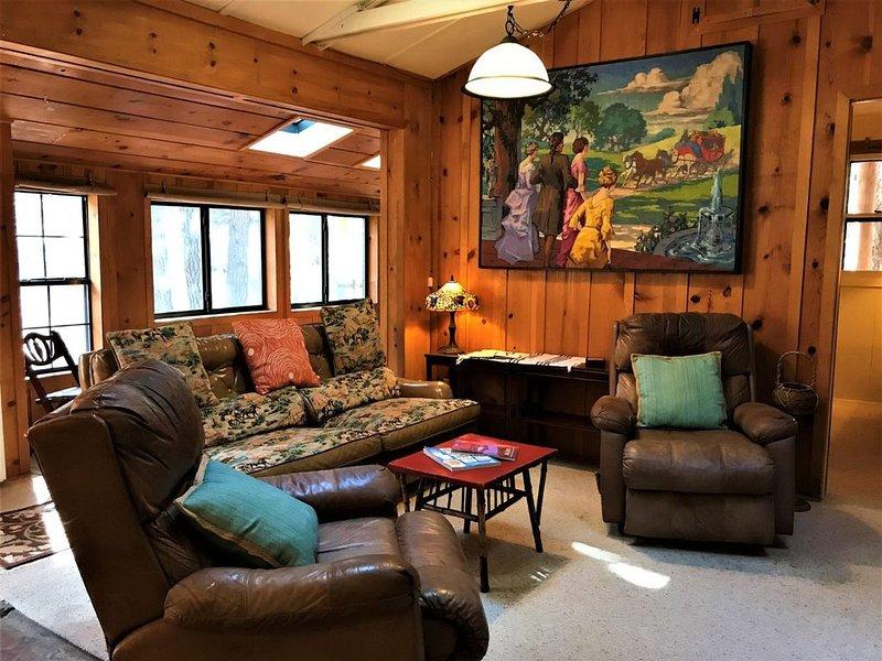 Ponderosa Cabin - Prescott Cabin Rentals, casa vacanza a Crown King
