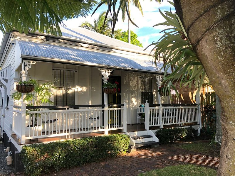 Cute Inner City Cottage – semesterbostad i Gympie Region