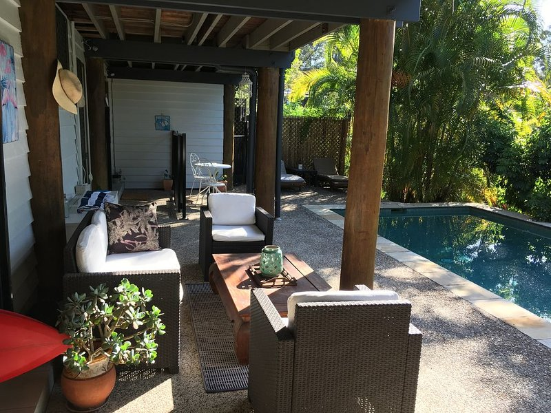 « BIENVENUE «  French Bed&Breakfast, vacation rental in Tugun