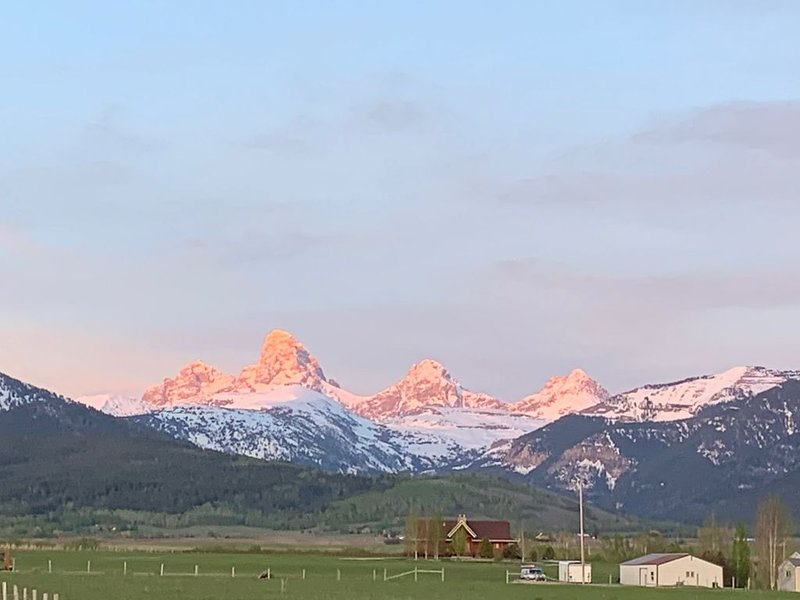 Outstanding Teton Views and Grand Targhee Views, alquiler vacacional en Alta